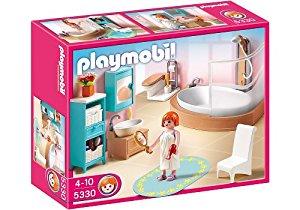 Playmobil 5330 Jeu de construction Salle de bains avec baignoire