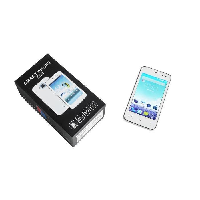 SMARTPHONE KLIPAD XS4 Achat smartphone pas cher, avis et meilleur
