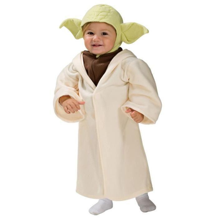 Costume Yoda Star Wars Enfant Achat / Vente déguisement