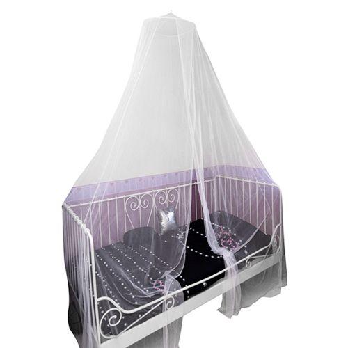Ciel de lit moustiquaire Blanc pas cher Achat / Vente Linge de lit