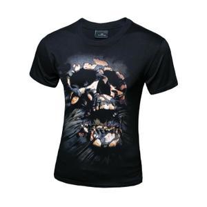 shirt tete de mort homme Achat / Vente T shirt tete de mort homme