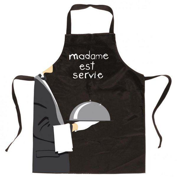 Tablier cuisine topiwall for Tablier de cuisine pour homme