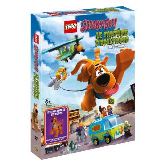 Scooby Doo Lego Scooby Doo haunted Hollywood DVD Coffret DVD DVD
