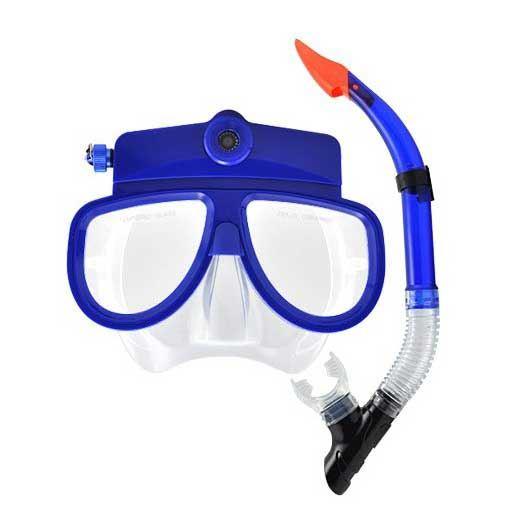 Masque de plongée caméra Achat / Vente caméra miniature Soldes