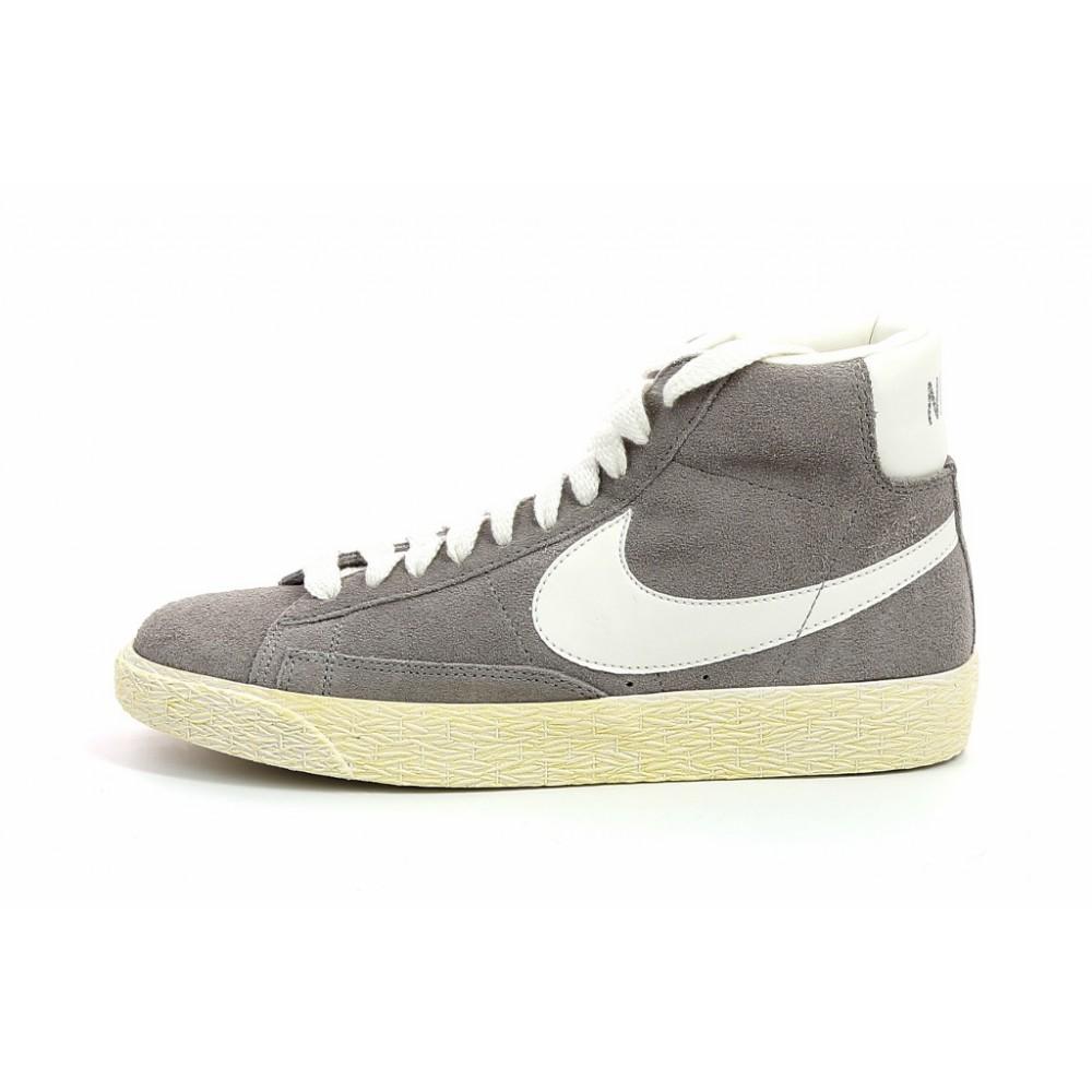 Basket Nike Blazer Mid Premium Ref. 429988 003 Achat et vente