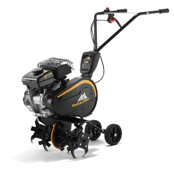 Mc CULLOCH Motoculteur thermique 87cc MFT44 154 Achat / Vente
