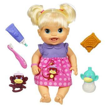 Hasbro Baby Alive Bébé Quenottes Jeu d'éveil Achat & prix Fnac