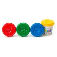 pâtes à modeler et activités de modelage pour enfant de 2 à 4 ans