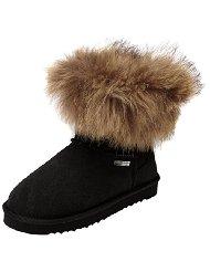 bottes fourrees : Chaussures et Sacs