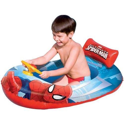 Bateau gonflable enfant 112cm x 70cm Achat / Vente jeux de piscine