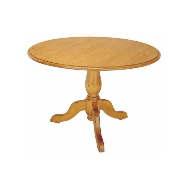 Table ronde à allonges Interior S