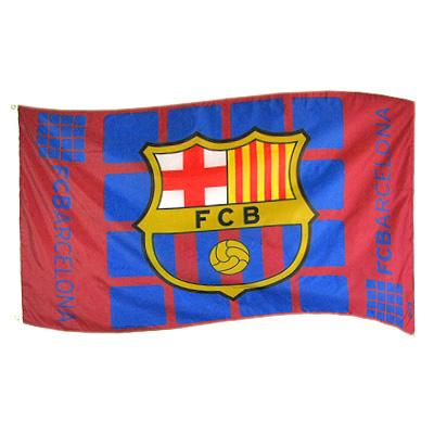 Drapeau DE Supporter ? FC Barcelone ? Real DE Madrid ? Puzzle