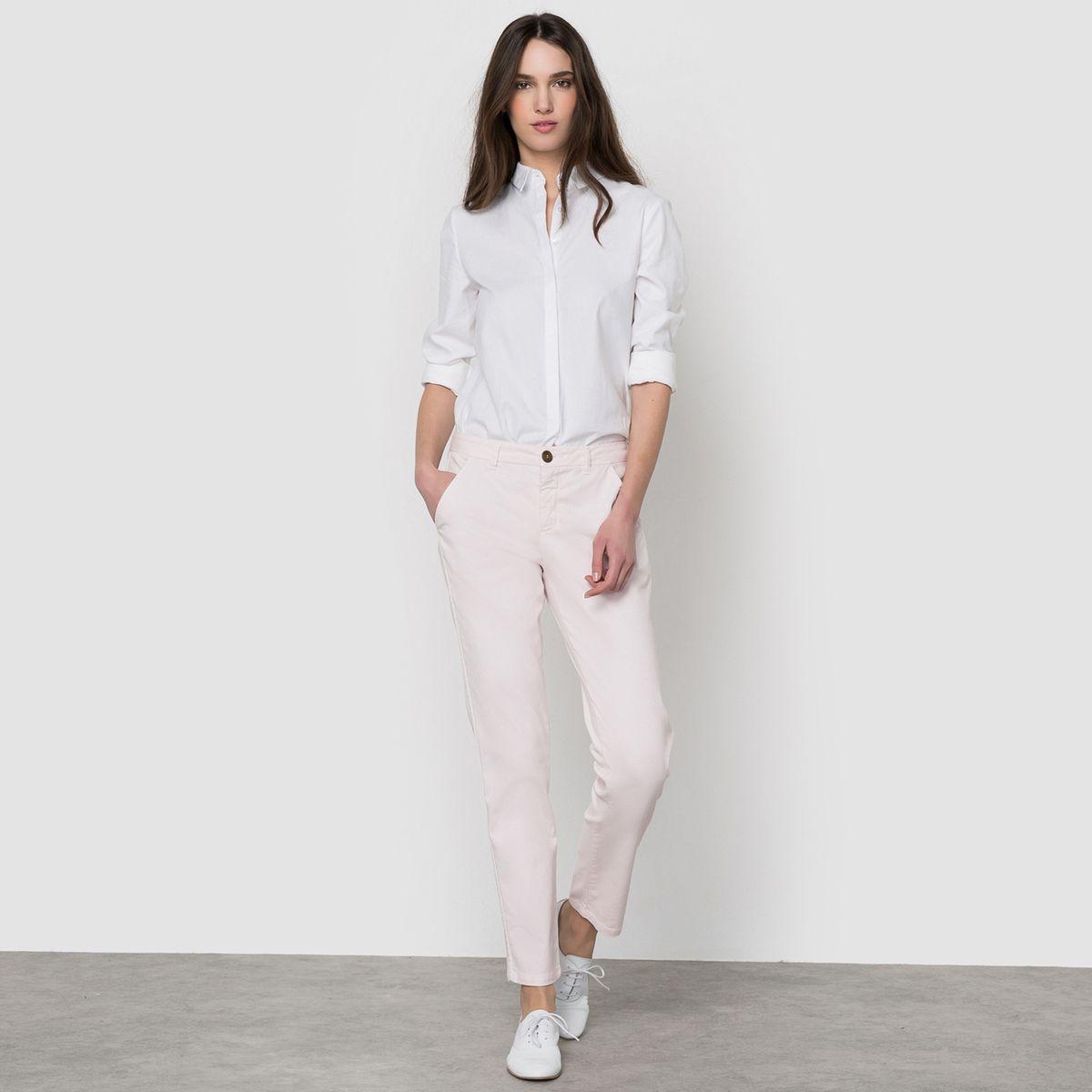 Pantalon chino, ruban côtés sud express, poppie Sud Express | La
