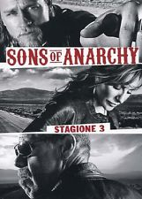 20th Century Fox Dvd Sons Of Anarchy Stagione 03 (4 Dvd) 2008 Tv