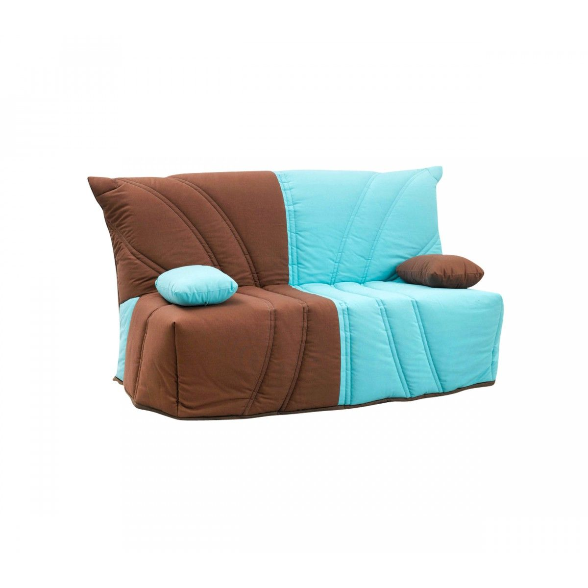 Housse de clic clac matelassee topiwall for Housse canape bz