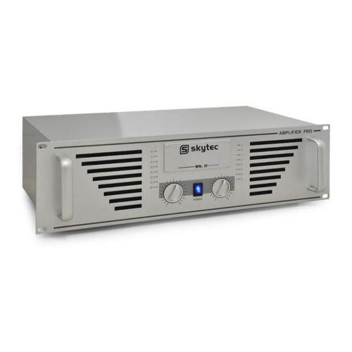 Electronic Star Dj pa Set Bass TiTan ampli, enceintes, 1600W pas