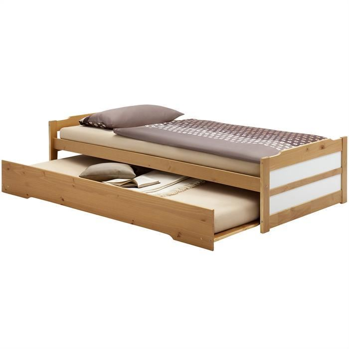 lit gigogne topiwall. Black Bedroom Furniture Sets. Home Design Ideas
