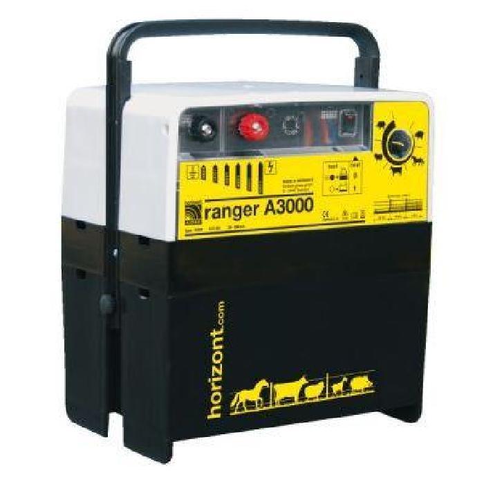 Electrificateur de cloture Ranger A3000 Horizont A Electrificateur