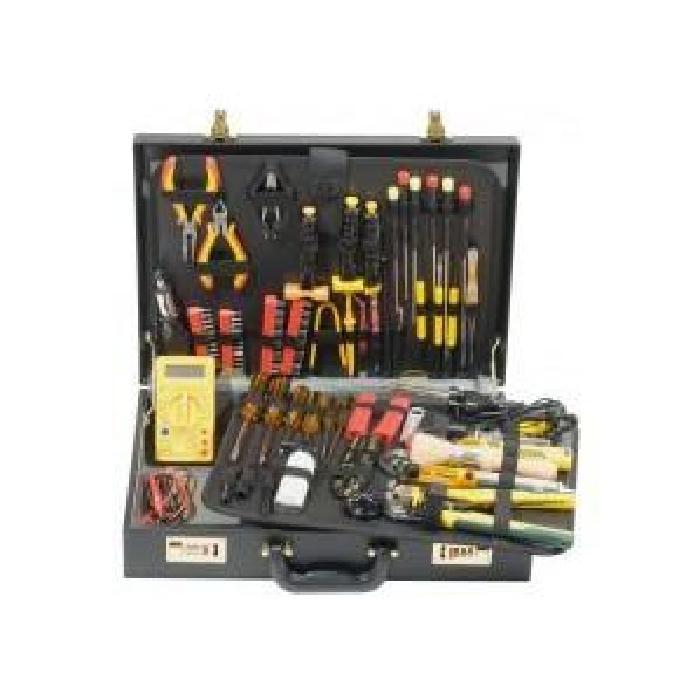 MALETTE A OUTIL COMPLETE 83 OUTILSMalette complète de 83 outils, sous