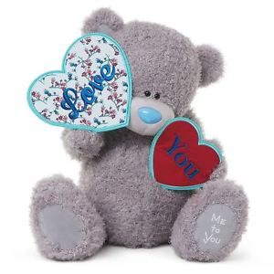 to you 24 034 love you c urs tatty teddy bear grandes peluches geantes
