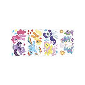 My Little Pony Peel and Stick Stickers Muraux: Bricolage