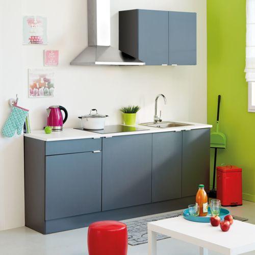 meuble bas cuisine 120 cm topiwall. Black Bedroom Furniture Sets. Home Design Ideas