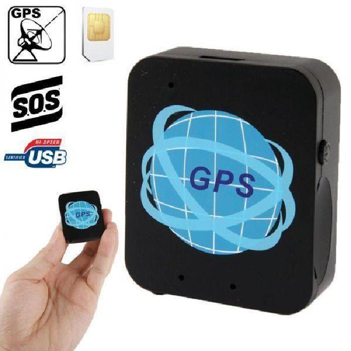 Mini traceur GPS GPRS Micro espion GSM rappel automatique SOS Achat