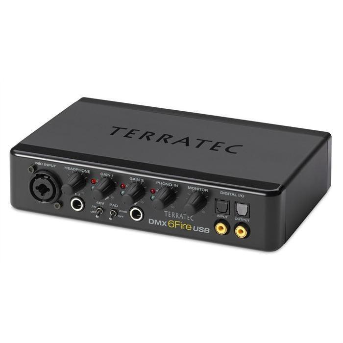 Terratec DMX 6Fire USB Prix pas cher