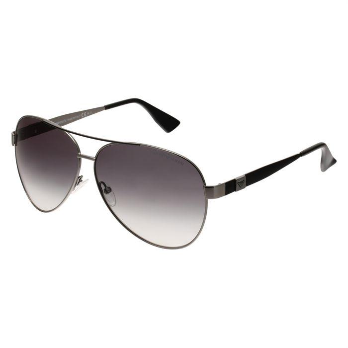 de Soleil Homme Noir, Gris, Argent Achat / Vente lunettes de soleil