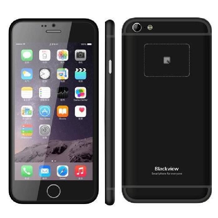 Blackview Ultra Smartphone A6 MTK6582 Quad Core 1 Go 8 Go 4.7 pouces