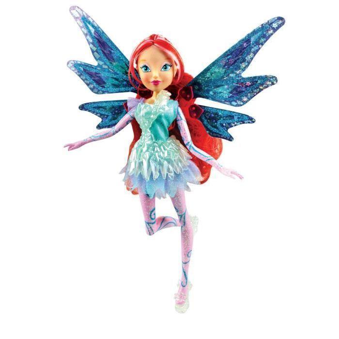 WINX Tynix Fairy Bloom Série 7 Achat / Vente poupée Soldes