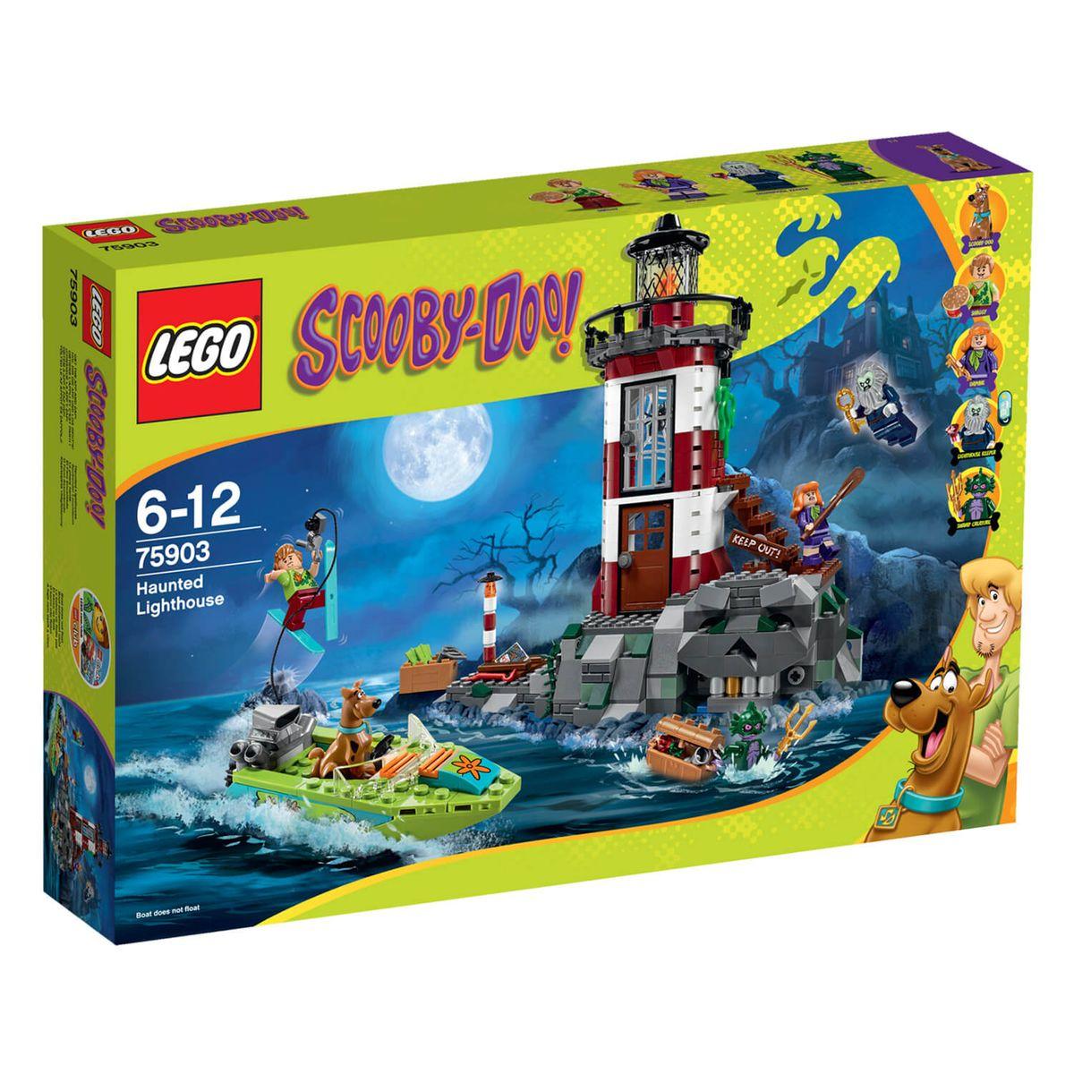 Lego 75903 scooby doo : le phare hanté Lego