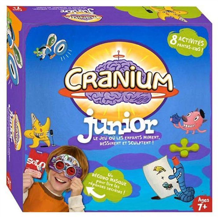 cranium junior Achat / Vente jeu société plateau Cranium Junior