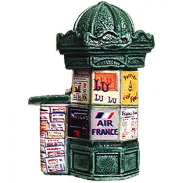KIOSQUE A JOURNAUX Achat / Vente figurine personnage