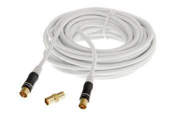 Cable video CORDN 9,5M/F WH 10 M Hitachi