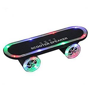 Haut parleur portable sans fil Bluetooth 3.0 pour scooter avec