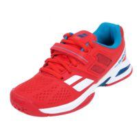 Wilson Chaussures de tennis Rush Pro Jr Rouge pas cher Achat