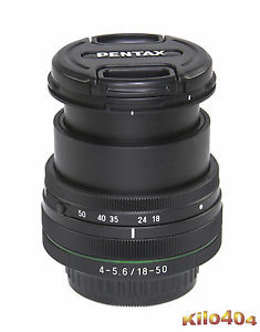 pentax dal 18 50mm 1 4 5 6 wr DC re top poussiere dense k s2 k 70 k 50