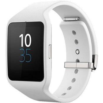 Montre connectée Sony SmartWatch 3 blanc Achat / Vente montre