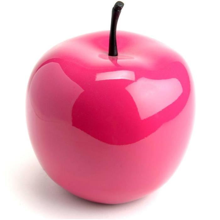 Pomme déco design. Achat / Vente objet décoratif