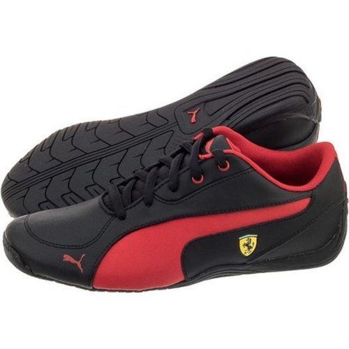 Puma Drift Cat 5 Ferrari Noir pas cher Achat / Vente Baskets