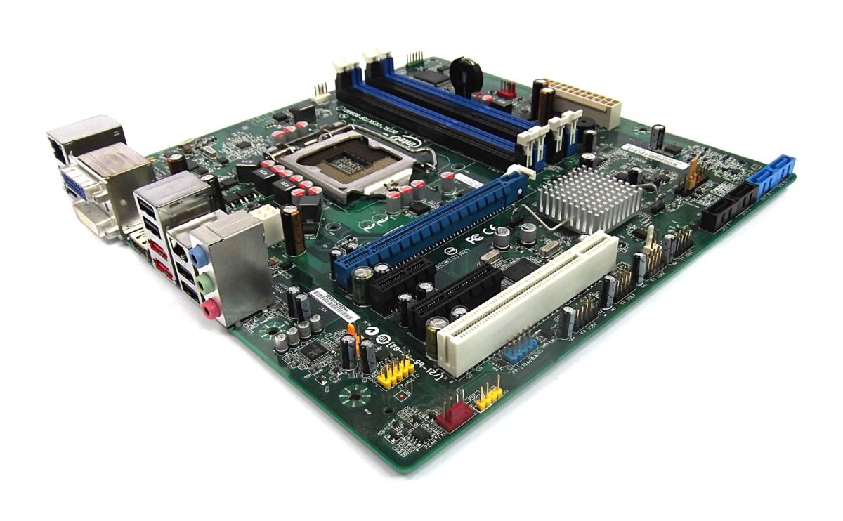 Intel G12527 310 Socket LGA1155 Motherboard USB 3.0 DQ67SW Enlarged