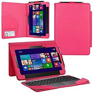 T100 T100TA Housse etui en cuir compatible avec tablette ou tablette