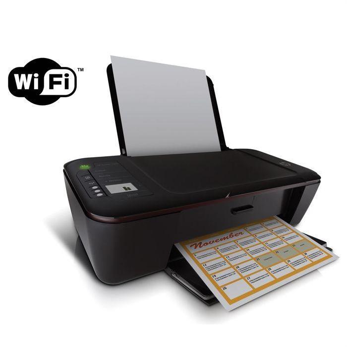 3000 WiFi Achat / Vente imprimante HP Deskjet 3000 WiFi