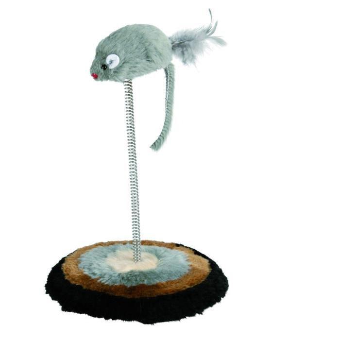TRIXIE Souris sur ressort, jouet pour chat Achat / Vente jouet