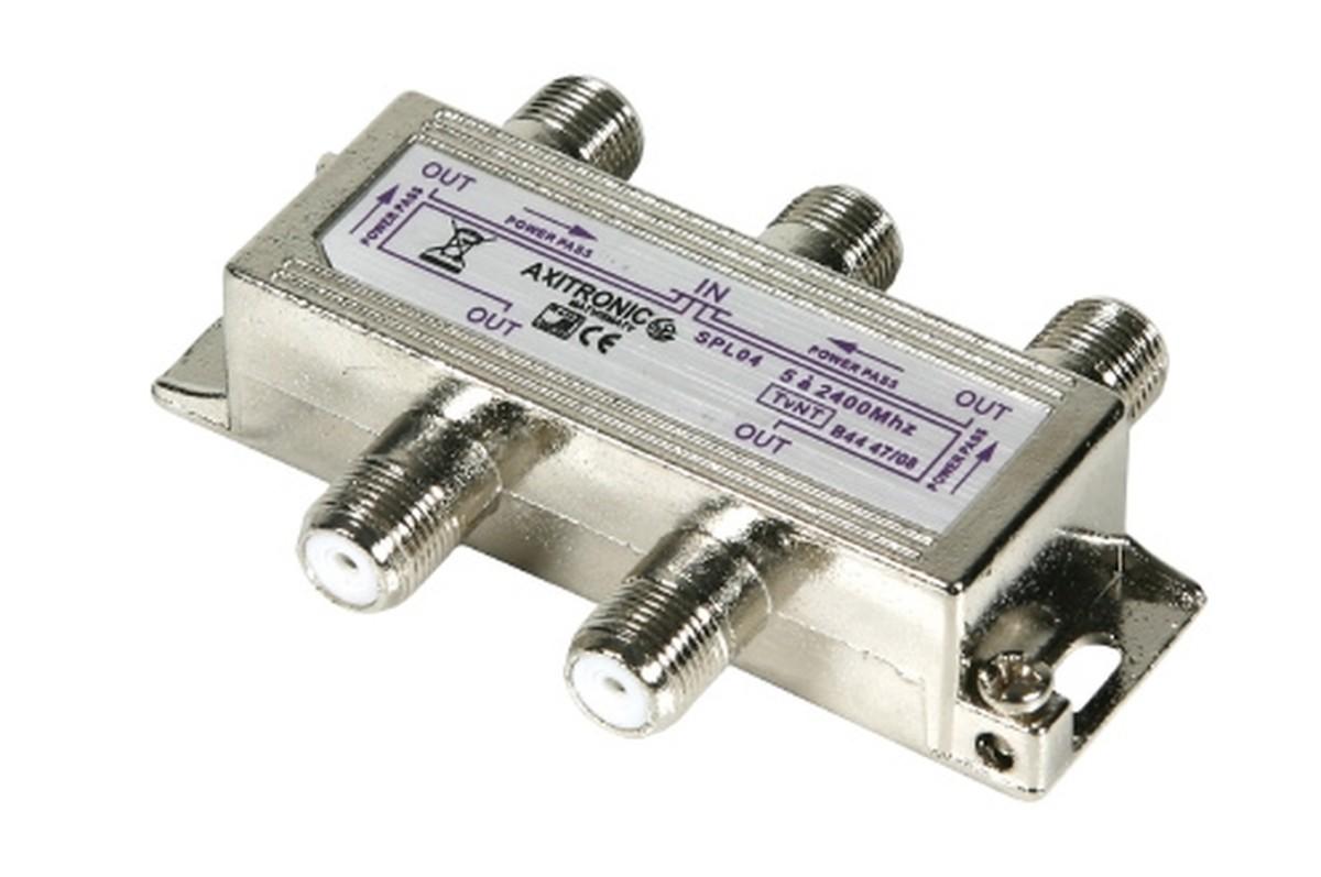 Accessoire antenne Temium Répartiteur B4402 (1214500) |