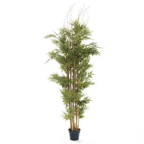 Alinéa Bambou Plante artificielle hauteur 150cm Vert x150.0 pas