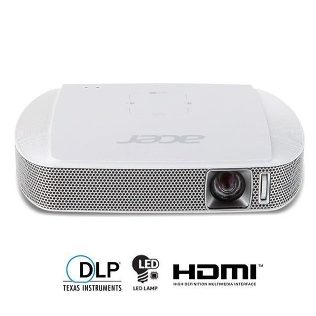 ACER Projecteur de poche Acer C205 LED FWVGA 150 Lumens HDMI/MHL