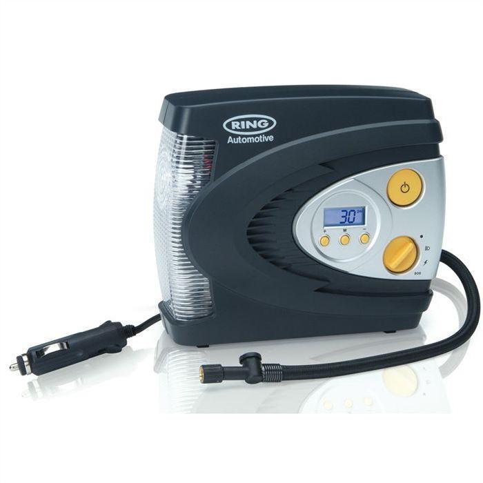 Compresseur d'air digital + éclairage Achat / Vente compresseur