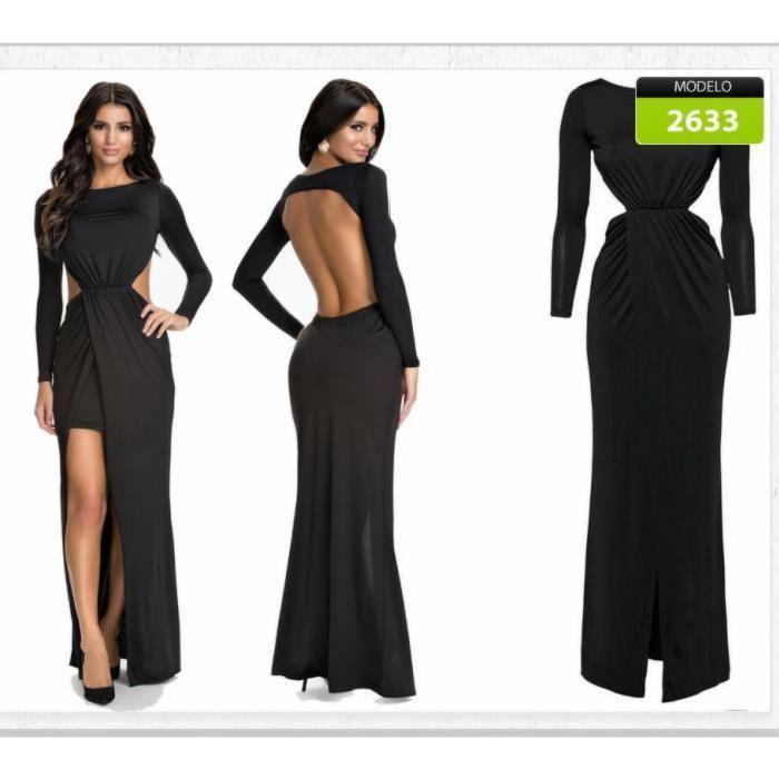 plus belle robe noire robe femme robes de soirée robes habillées